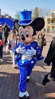 Disneyland Paris 25th Anniversary Mickey Mouse