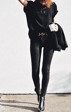 3 Eye-Opening Unique Ideas: Urban Fashion For Men Dresses urban wear cyberpunk.Urban Fashion Ideas For Women urban fashion ideas for women. Fashion Mode, Look Fashion, Urban Fashion, Trendy Fashion, Autumn Fashion, Fashion Trends, Rock Style Fashion, Fashion Ideas, Fashion Shoot