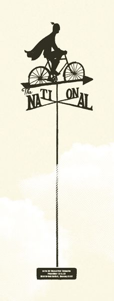 GigPosters.com - National, The - My Brightest Diamond