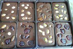 Čokoláda s pistáciami a všeličím iným (fotorecept) - obrázok 6