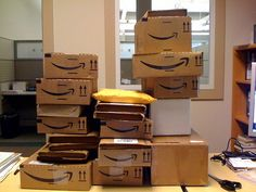 I'm finding myself buying more and more from Amazon these days.  From home furnishings to groceries to pet supplies, I order almost everything on Amazon.  The only problem is that because it's so convenient, I wind up spending way more than I probably should. I stumbled across a story from Business Insider that