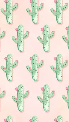 pattern | cactus watercolor                                                                                                                                                      More