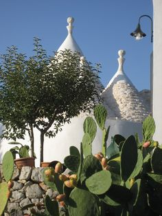 Side of Trullo