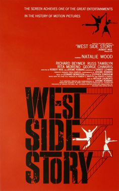 West Side Story, 1961 a classic :)