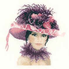 Sophia - John Clayton Miniature Elegance cross stitch