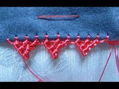 تعليم خياطة الرندة, الضرس ديال 3 (خاص للمبتدئات) Teach sewing Randa Needle Tatting Patterns, Knitting Patterns, Hand Embroidery Designs, Embroidery Stitches, Saree Tassels Designs, Kutch Work Designs, Wedding Saree Blouse Designs, Romanian Lace, Crochet Basket Pattern