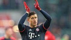 Er trifft, wie er will: Lewandowski auf Müllers Spuren
