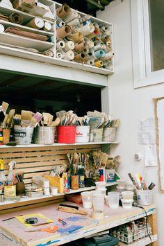 Michael Allen — Designer & Craftsman, Apartment, Williamsburg, New York City