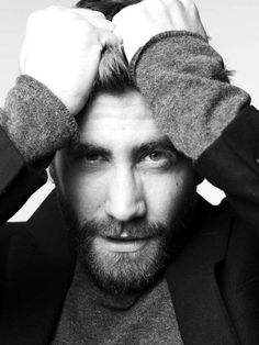 oh goodness.  Jake.  So glad I married a man who can grow a beard :)