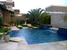 Calor do verão: reunimos 20 piscinas e raias residenciais para você sonhar