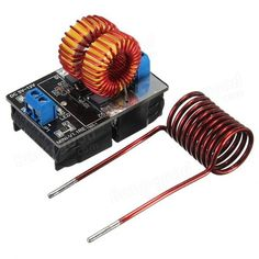 5V -12V ZVS Induction Heating Power Supply Module With Coil Sale - Banggood.com
