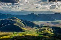 Scendendo dal Monte Vettore (AP)