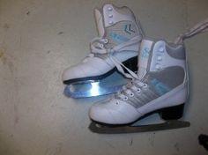 6. Soft Cameo Ice Figure Skate