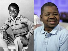 "Child stars then & now: Gary Coleman was 10 during the first season of ""Diff'rent Strokes"" in 1978 (left). Coleman died after suffering a brain hemorrhage that put him in a coma before he was removed from life support on May 28, 2010. He was 42."