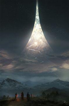 Denis Loebner - temple of light