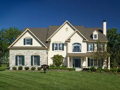 Covington Classic model offered by David Cutler Group at Ridings of Warwick in Warwick Township, Bucks County, PA.