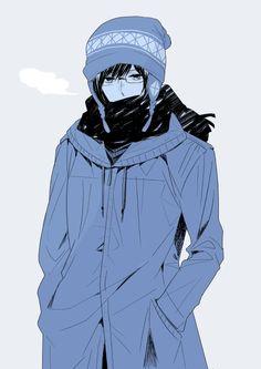 Arima Kishou ~ Winter Style (Pixiv ID: 1713829)