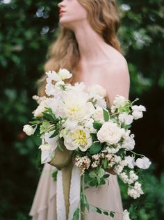Farm and Forage: Organic Wedding Flower Ideas
