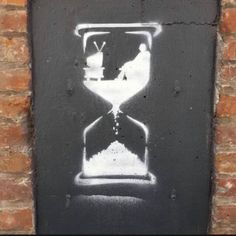 falcemartello: Dont waste your time.. Banksy