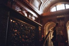 All sizes | Stair Handrail in New York Public Library | Flickr - Photo Sharing!