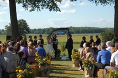 Back of farm...One of 3 favorite locations at the farm for a ceremony.