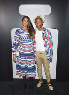 Pharrell Williams and His Wife Are Expecting Their Second Child
