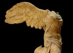 Winged Victory of Samothrace - Louvre