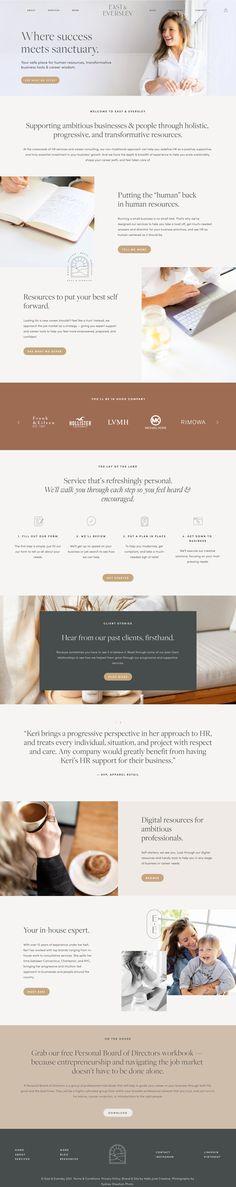 Design Web, Web Design Studio, Brand Design, Layout Design, Blog Website Design, Wordpress Website Design, Website Layout, Voice Tone, Brand Identity