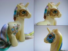 My Little Pony Custom Sonata by ~eponyart on deviantART