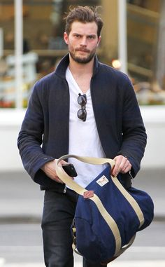 """Jamie Dornan """"Actively Trying to Avoid Social Media""""—Find Out Why!  Jamie Dornan"""