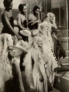 Scene from Roman Scandals (Frank Tuttle, 1933)   - via zenlavie