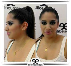 Un maquillaje profesional que resalta lo mejor de ti, te da una proyección muy sexy y hermosa Visítanos: Cll 10 # 58-07 Sta Anita Citas: 3104444 #Peluquería #Estética #SPA #Cali #CaliCo