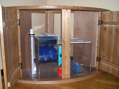Saltwater Aquarium Set Up. Once you have planned what kind of saltwater aquarium you want and purchased everything needed to put it together, by following these 10 easy steps you can have your new aquarium set up and running in no time at all. Starting with Step 1, here's how to get the aquarium ready.