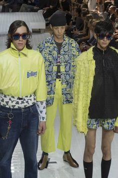 Kenzo Spring-Summer 2017 - Paris Fashion Week #PFW