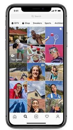 Los 6 mejores editores de vídeo de Instagram Reels para Android (2021) Instagram Words, Instagram Story, Gopro, New Class, Brazil, Product Launch, Jokes, Apps, Marketing