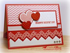I am back with another take on the Whooo's Your Valentine Kit promotion. Valentines Day Cards Handmade, Valentine Greeting Cards, Valentine Day Crafts, Wedding Anniversary Cards, Wedding Cards, Cool Cards, Creative Cards, Homemade Cards, Holiday Cards