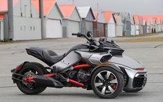 Can-Am Spyder F3: Un Spyder nouveau genre - Lancements - Moto Journal