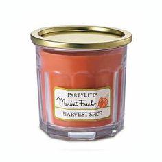 Pot à bougie Market Fresh Epice d'Automne G48715