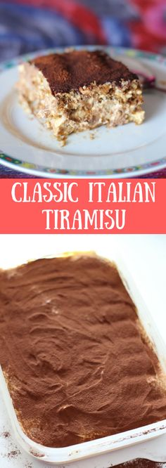 I am not really sure this delicious dessert needs an introduction…I might have never met anyone in my life that hasn't tried it at least once. Well, this also needs a clarification. You might have tasted a Tiramisù, but it doesn't necessarily mean that it …