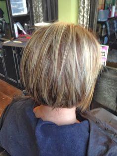 Razor Cut. Blonde Highlights. Short hair. Sassy.  jnkingsbury.blogspot.com Jessica Kingsbury: Stylist Salon Ish  Puyallup, WA