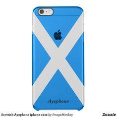 Scottish Ayephone iphone case iPhone 6 Plus Case