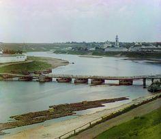 . city Zubtsov one hundred years back