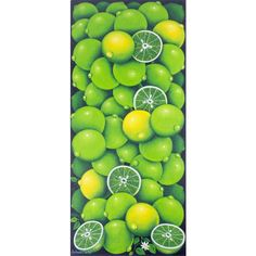 NOVICA Painting of Multiple Green Limes Signed Realism Art ($130) ❤ liked on Polyvore featuring home, home decor, wall art, art, paintings, green, realist paintings, fruit wall art, inspirational wall art and spanish paintings