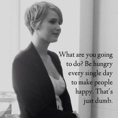 Jennifer Lawrence is such an inspiration