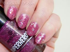 Essence Superheroes 06 The Awesome   Swatches y review   Toxic Vanity