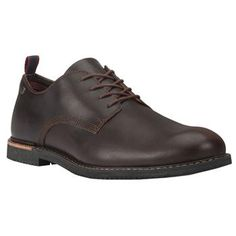 588c8e7417722 Timberland - Chaussures Earthkeepers Brook Park Oxford Homme - Brown