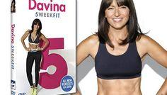 Davina 5 Week Fit DVD Review