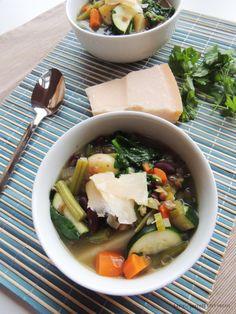 Hearty Lentil & Potato Soup from wwww.tanyajarrett.com