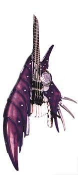 Toshiya's bass!! CRAZY!