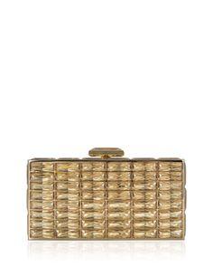 6b11c0bbcf8c Judith Leiber Couture New Goddess Crystal Clutch Bag